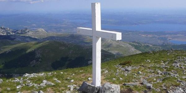 Križ na Svetom brdu