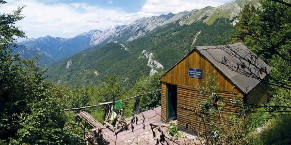 Planinarsko sklonište Vlaški grad