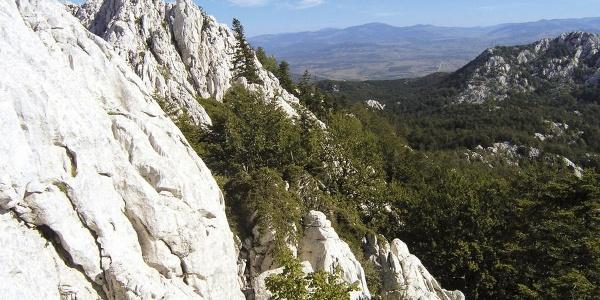 Među stijenama Crnopca
