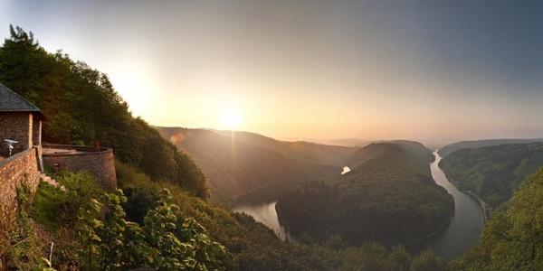 Panorama Saarschleife