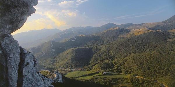 Grobničke Alpe s Kamenjaka