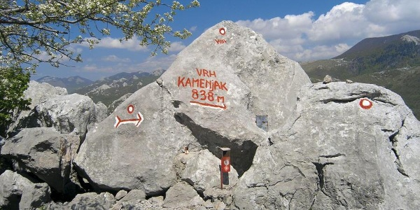 Vrh Kamenjaka