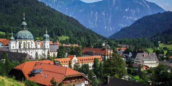 Wanderung - Rund um Kloster Ettal