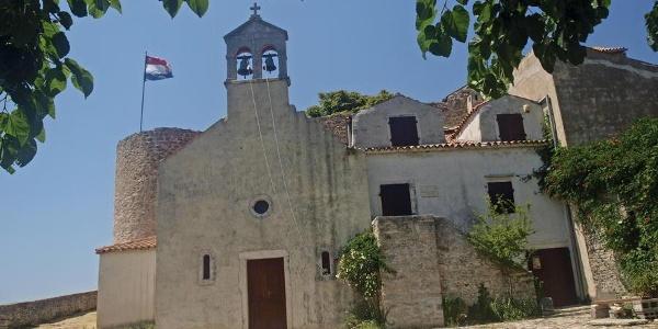 Crkva u Benkovcu
