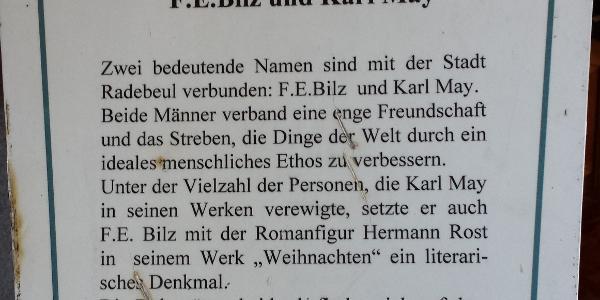 Bilz und Karl May