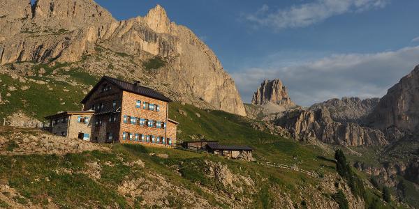 Rotwandhütte - Toll gelegen