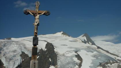 Am Löbbentörl 2770 m.