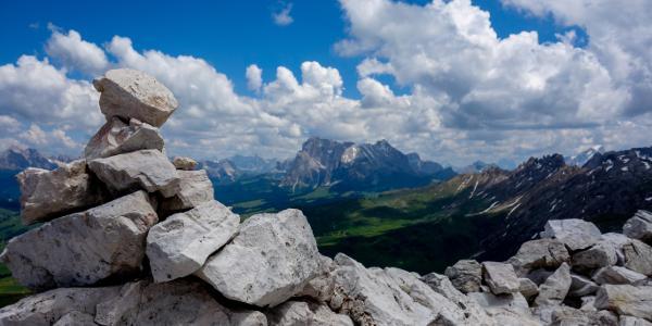 Monte Pez - der Hausberg am Schlern