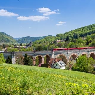 Bahnwanderweg Payerbach