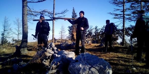 Gipfel Hoher Hengst