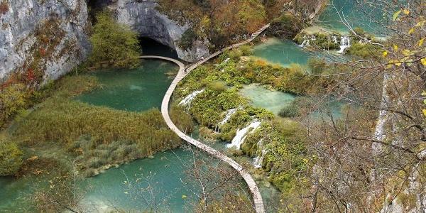 Špilja Šupljara na Plitvičkim jezerima