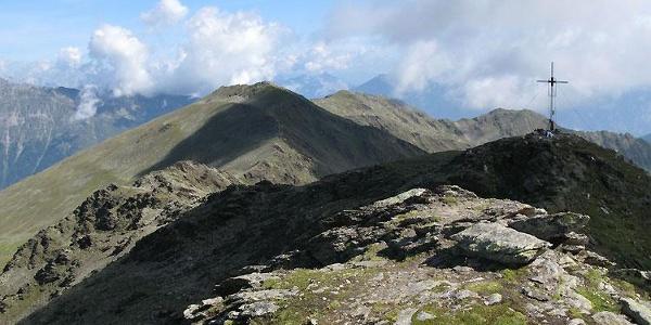 Gipfelkreuz Roter Kogel
