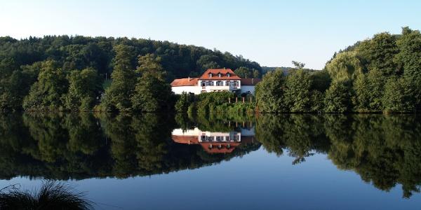 Blieskastel - Annahof am Würzbacher Weiher
