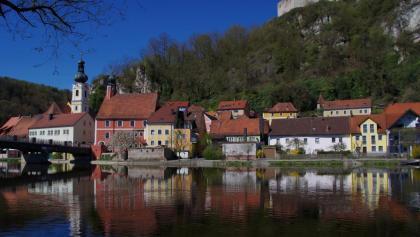 Panorama Kallmünz – Perle des Naabtals