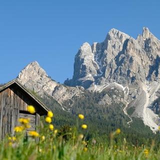 View on the Picco di Vallandro