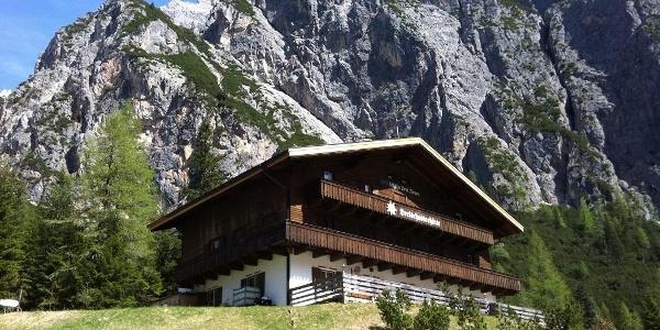 Innerfeldtal / Dreischusterhütte