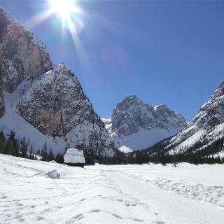 Val Campo di Dentro - Rif. Tre Scarperi