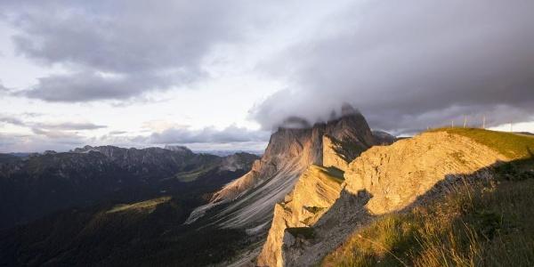 Bergtour zur Panascharte