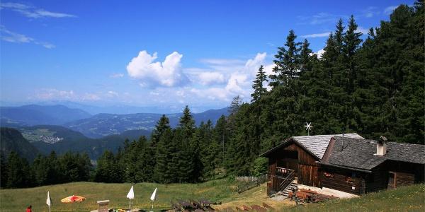 Ramitzler Schwaige hut