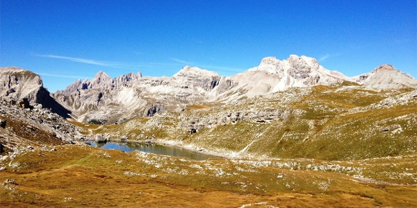 Crespëina Lake
