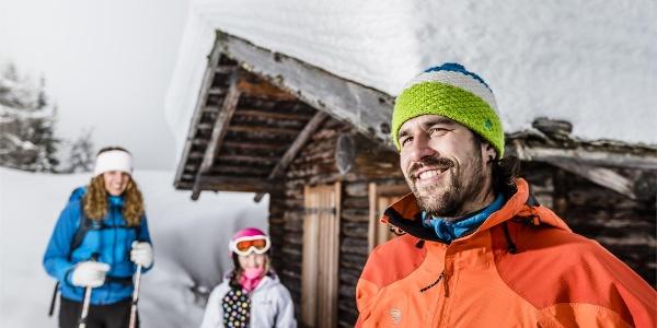 Ladurns Winterwandern