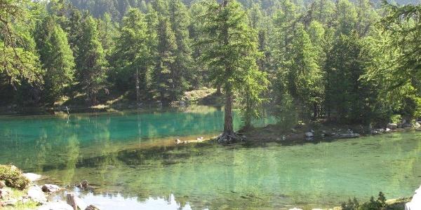 Lago Zirmtaler See