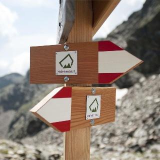 Hufeisentour - alta via nell'Alto Adige