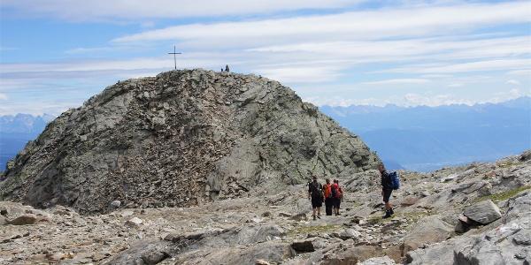 Zielspitze (3.006 m) / Cima di Tel