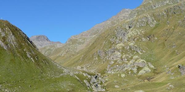 Lazinser Rötelspitze Summit (3.037 m)