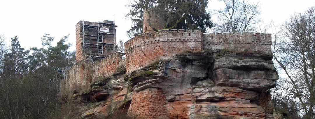 Ruine Diemelstein