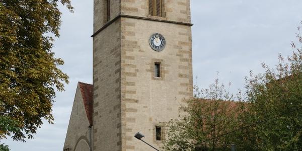 Andreaskirche Erfurt Turm