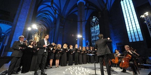 Eröffnung des GTM 2015 im Dom Erfurt