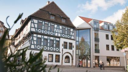 Lutherhaus Eisenach mit Anbau