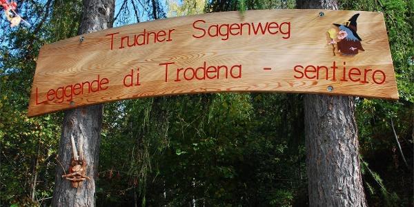 Sentiero delle leggende di Trodena