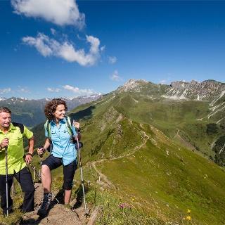 Ladurns hiking
