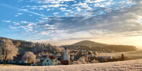 Hollenthon-Ort (Copyright: Karl Gradwohl)