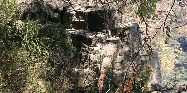 Het panorama-pad Robertville