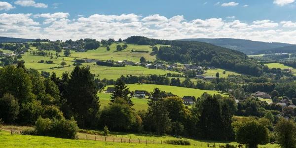La belle campagne Bellevaux
