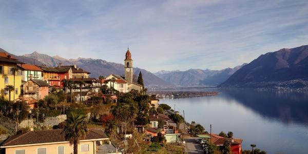 Ronco sopra Ascona, copyright Alex Polli