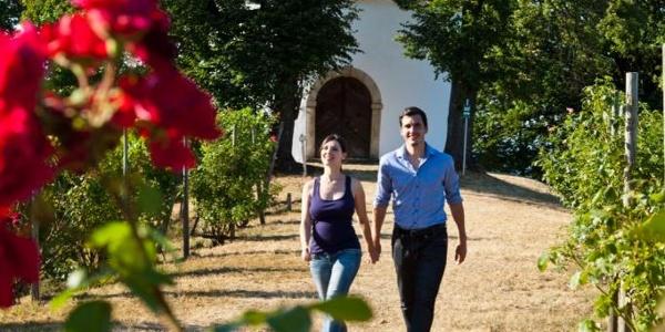 Romantische Spaziergänge