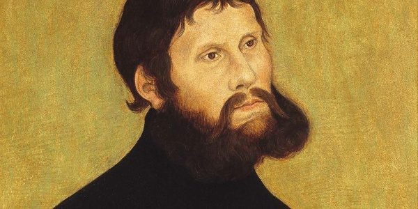 Martin Luther als Junker Jörg