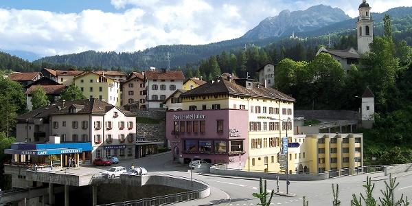 Hotel und Restaurant Albula und Julier