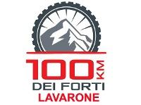 logo 100 Km dei Forti - anello di Lavarone