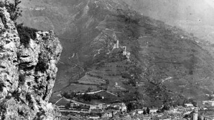 "Foto shows the WW1 permanently in Lagorai and Valsugana by ""Luca Girotto"""