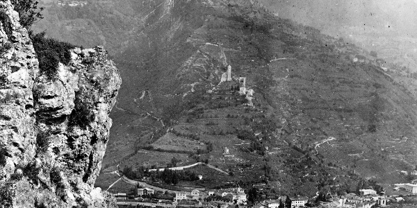 """Foto shows the WW1 permanently in Lagorai and Valsugana by """"Luca Girotto"""""""