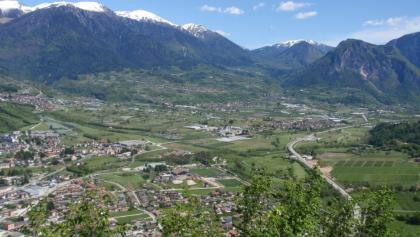 Overviw on Valsugana