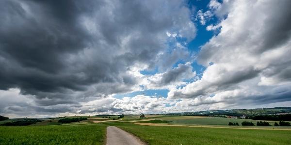 Weg Richtung Bannholz