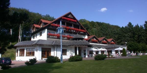 Aussenansicht Hotel Mügge am Iberg***, Oerlinghausen