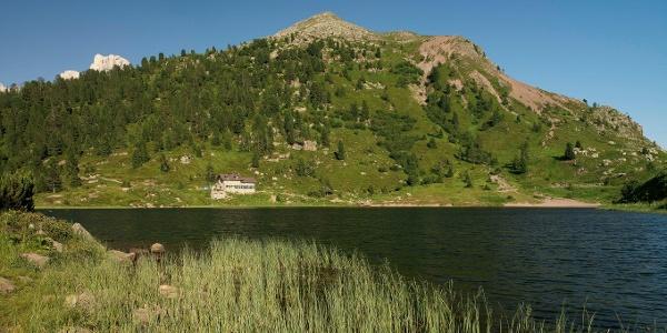 Colbricon Lake
