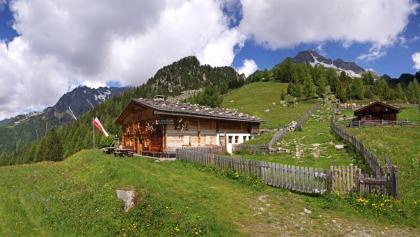 Almschank Holzerböden - Malga Holzerböden